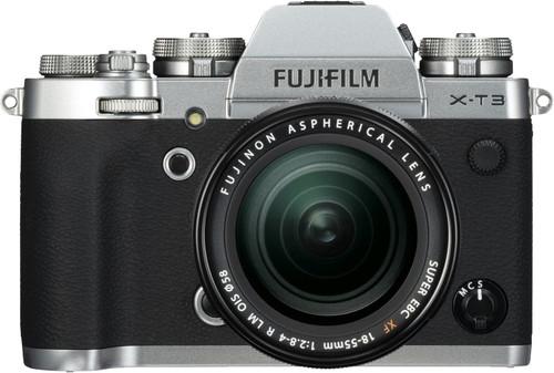 Fujifilm X-T3 Silver + XF 18-55mm f / 2.8-4.0 R LM OIS Main Image