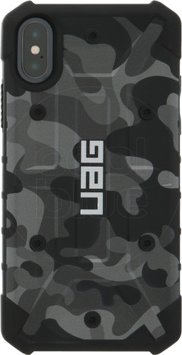 UAG Pathfinder Camo Apple iPhone X Back Cover Black Main Image