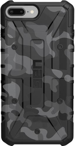 UAG Pathfinder Camo Apple iPhone 6S/7/8 Plus Back Cover Zwart Main Image