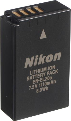Nikon EN-EL20a Main Image