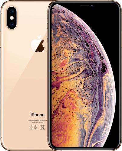 Apple iPhone Xs Max 512 GB Goud Main Image