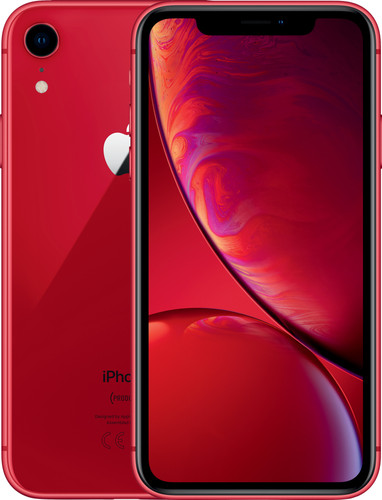 Apple iPhone Xr 64 GB RED Main Image
