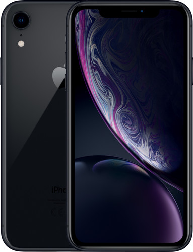 Apple iPhone Xr 128GB Black Main Image