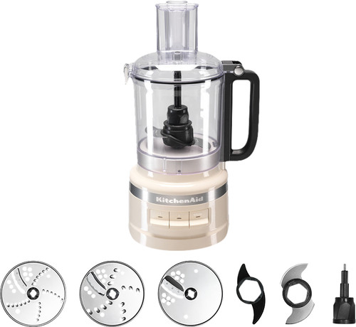 KitchenAid 5KFP0919EAC Almond Cream 2.1L Main Image