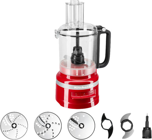 KitchenAid 5KFP0919EER Empire Red Main Image