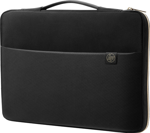 HP 15.6'' Carry Sleeve Black/Gold Main Image