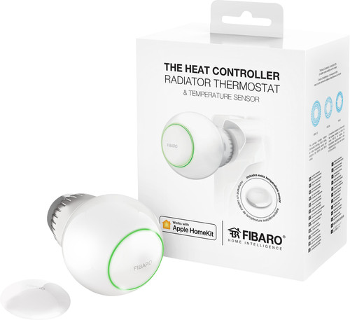 Fibaro The Heat Controller HomeKit - Starterpack Main Image