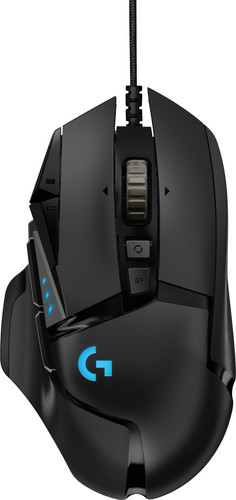 Logitech G502 HERO High Performance Gaming Mouse Main Image