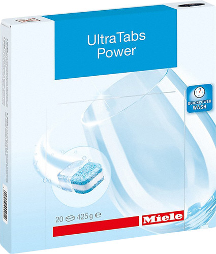 Miele UltraTabs Power - 20 units Main Image