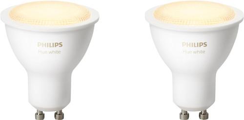 Philips Hue White GU10 Duo Pack Main Image
