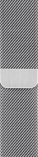 Apple Watch 38/40mm Watch Strap Milanese Silver Main Image