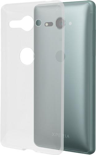 Azuri Glossy Sony Xperia XZ2 Compact Back Cover Transparant Main Image