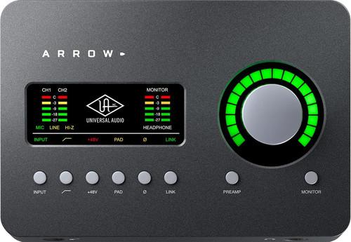Universal Audio Arrow Main Image
