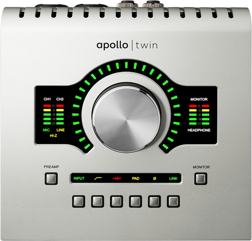 Universal Audio Apollo Twin USB (Windows) Main Image