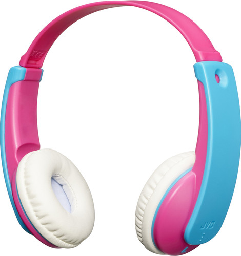 JVC HA-KD9BT Pink / Blue Main Image