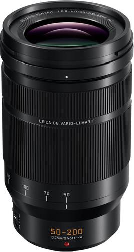 Panasonic Leica DG Vario-Elmarit 50-200mm f/2.8-4.0 Zwart Main Image