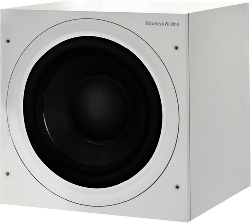 Bowers & Wilkins ASW610 White Main Image