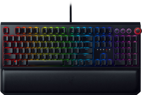 Razer BlackWidow Elite Mechanical Gaming Keyboard Green Switch QWERTY Main Image