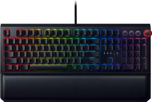 Razer BlackWidow Elite Mechanisch Gaming Keyboard Orange Switch QWERTY Main Image