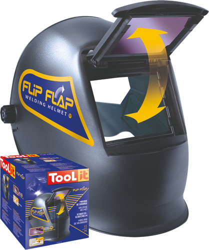 Gys Flip-Flap welding helmet Main Image