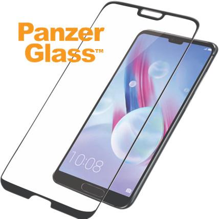 PanzerGlass Huawei P20 Black Screen Protector Glass Main Image