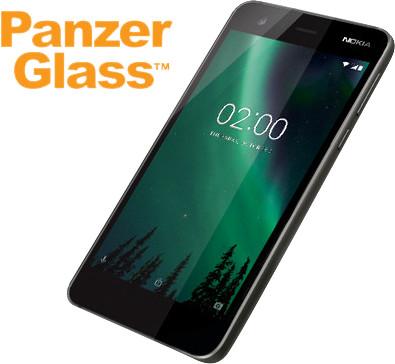 PanzerGlass Nokia 2 Screen Protector Glass Main Image