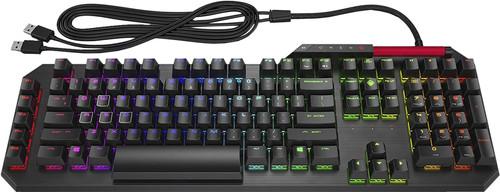 HP Omen Sequencer Optisch Mechanisch Gaming Toetsenbord QWERTY Main Image