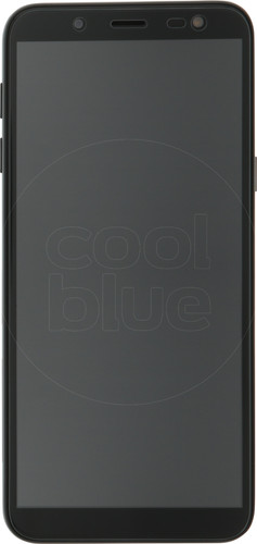 PanzerGlass Samsung Galaxy J6 (2018) Screen protector Glass Black Main Image
