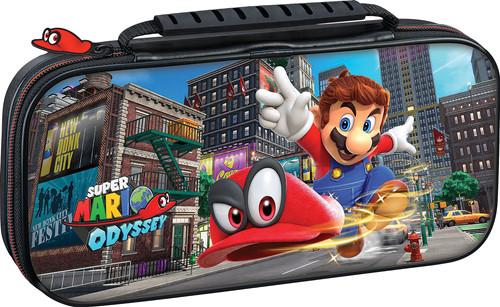 BigBen Super Mario Odyssey Travel Case Nintendo Switch Main Image