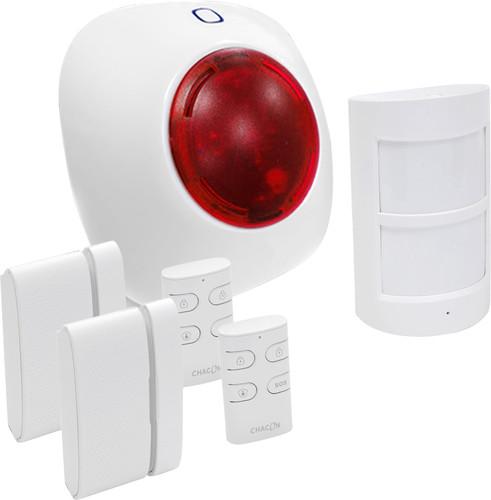 Chacon Wireless Alarm System Main Image