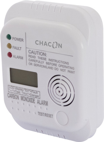 Chacon Carbon monoxide detector Main Image