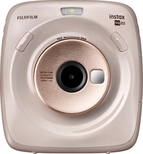 Fujifilm Instax SQUARE SQ20 Beige Main Image