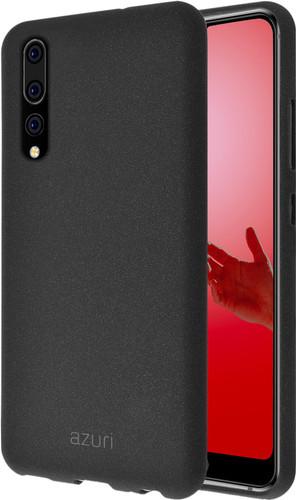 Azuri Flexible Sand Huawei P20 Pro Back Cover Zwart Main Image