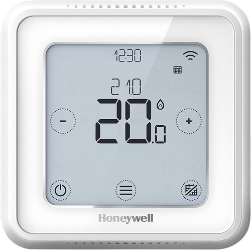 Honeywell Lyric T6 Wit (Bedraad) Main Image