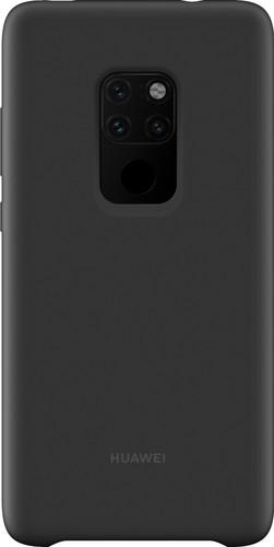 Huawei Magnetic Silicone Huawei Mate 20 Back cover Zwart Main Image
