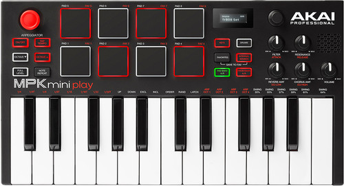 Akai MPK Mini PLAY Main Image