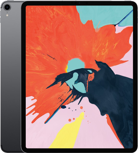 Apple iPad Pro (2018) 11 inch 256 GB Wifi Space Gray Main Image