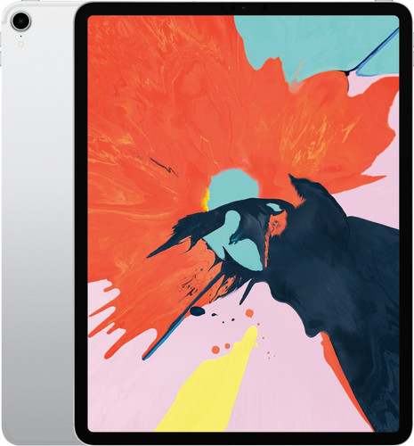 Apple iPad Pro (2018) 11 inch 512 GB Wifi Zilver Main Image