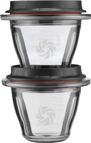 Vitamix 2x225ml cups for A25000/A3500 Main Image