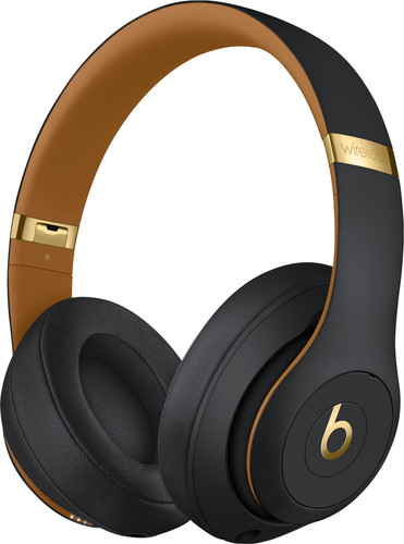 Beats Studio3 Wireless Zwart/Goud Main Image