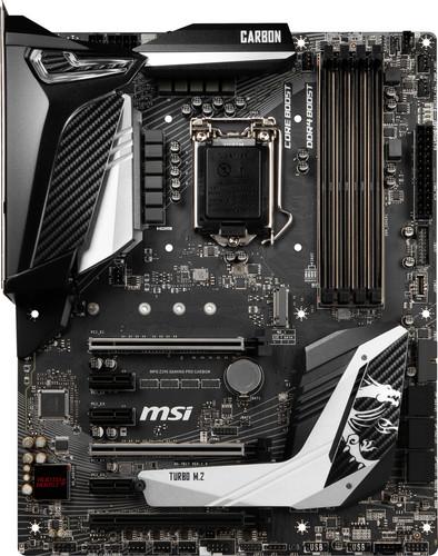 MSI MPG Z390 Gaming Pro Carbon Main Image