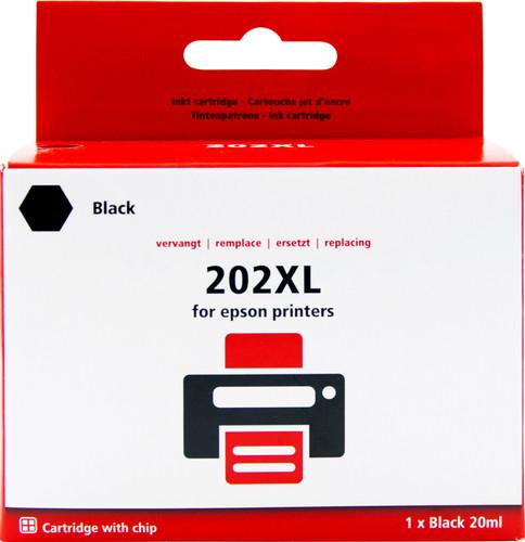 Pixeljet Epson 202XL Black (C13T02E14010) Main Image