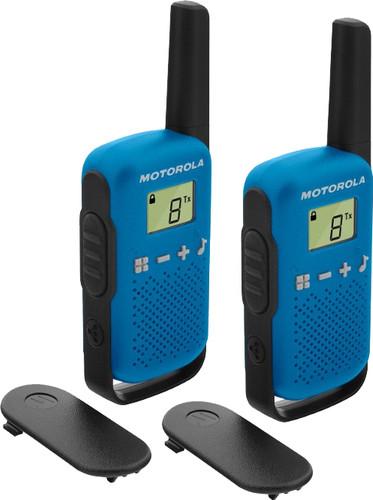 Motorola Talkabout T42 Blauw Main Image