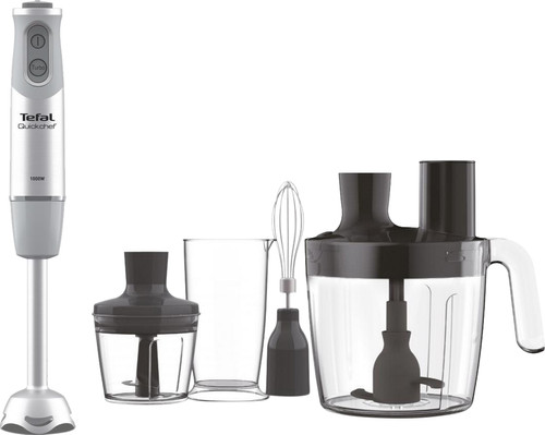 Tefal Quickchef HB65LD hand blender with food processor Main Image