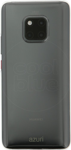 Azuri Huawei Mate 20 Pro Back Cover Transparant Main Image