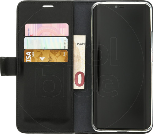 Azuri Wallet Magneet Huawei Mate 20 Pro Book Case Zwart Main Image
