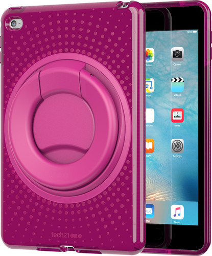Tech21 Evo Play2 iPad 9.7 Inch Back Cover Pink Main Image