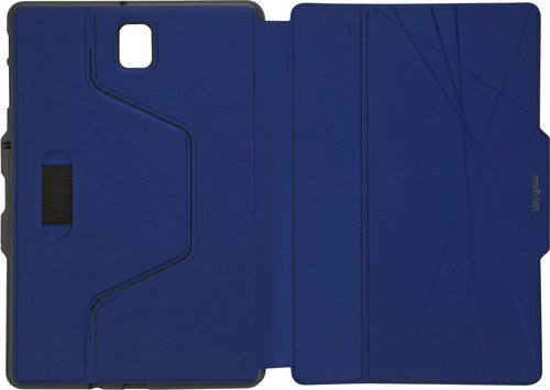 """Targus Click-In Samsung Galaxy Tab S4 10.5"""" (2018) Tablethoes Blauw Main Image"""
