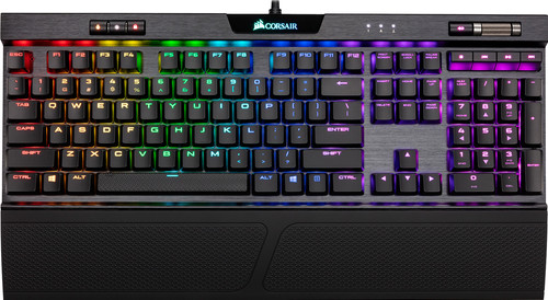 Corsair K70 RGB MK.2 Cherry MX Speed Low Profile Main Image