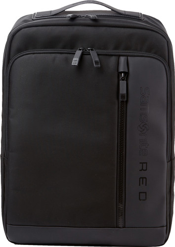 "Samsonite Red Darkahn 15"" Black 18L Main Image"